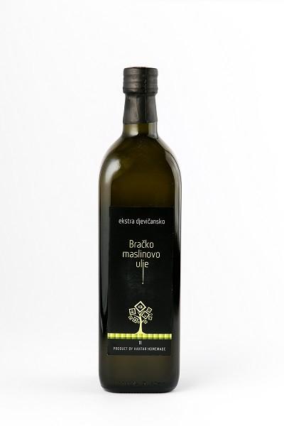 Ekstra djevičansko maslinovo ulje 1 litar