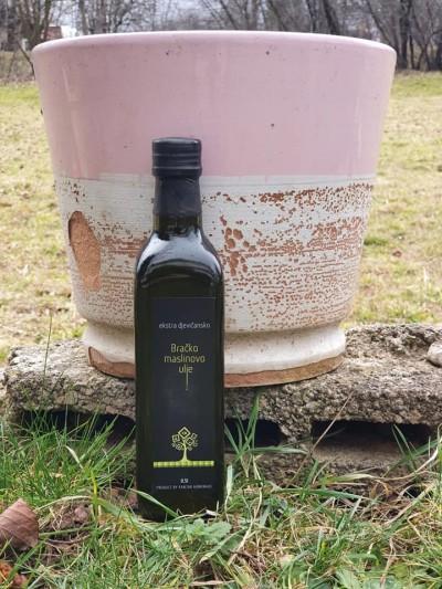 Ekstra djevičansko maslinovo ulje 0.5l